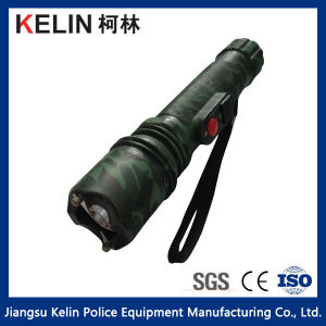 Most Powerful Stun Guns Flashlight with LED Lights (KL-805) pictures & photos