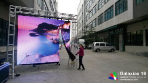 P16 Outdoor Full Color LED Display (Galaxias16) pictures & photos