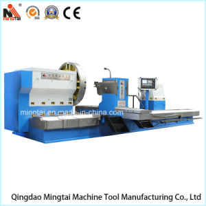 Professional Heavy Duty Horizontal CNC Lathe for Turning Long Shaft (CK61200)