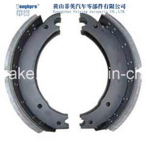 European Truck Brake Lining (WVA: 19256/19260 BFMC: DF/16/17/2) pictures & photos