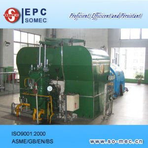 High Efficiency Double Extraction Type Steam Turbine Generator pictures & photos
