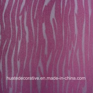 Various Color Fantastic Design Metallic Melamine Paper for Furniture pictures & photos