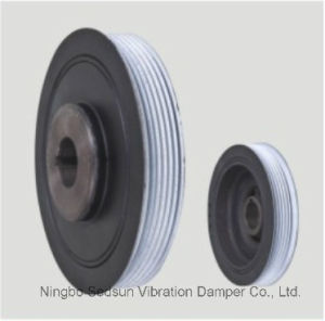 Crankshaft Pulley / Torsional Vibration Damper for Peugeot 0515. S4 pictures & photos