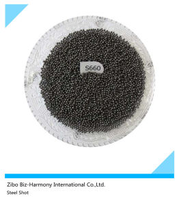 Long Working Life P <0.03% Cast Steel Shot for Carbon Steel Rust Removing pictures & photos