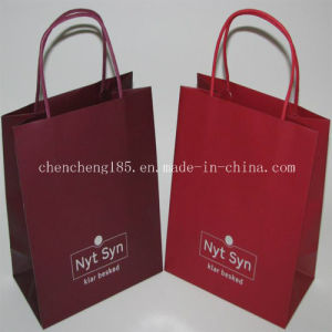 Paper Shopping Bag Fk-200 pictures & photos