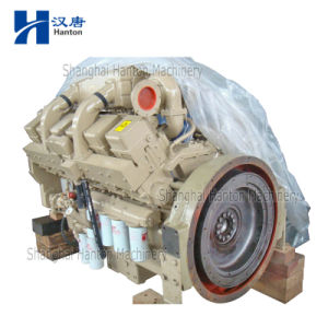 Cummins KTA38-G diesel engine motor for power generator set pictures & photos