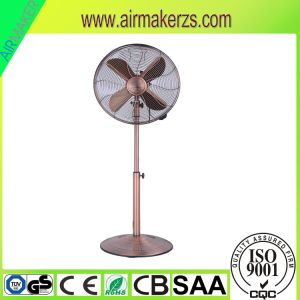 "16"" Household Stand Fan with Alumium Blades Ce/Rohs pictures & photos"