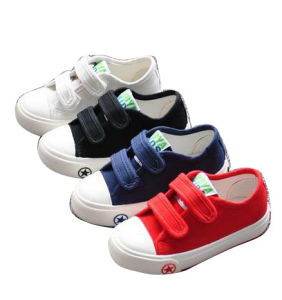 Latest Baby Canvas Shoes Baby Shoes (BBC 11) pictures & photos