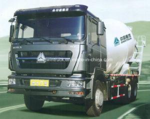10m3 Sinotruk Brand Concrete Mixer Truck pictures & photos