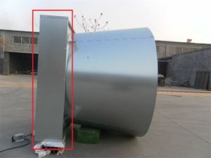 Zinc Butterfly Cone Exhaust Fan for Poultry pictures & photos