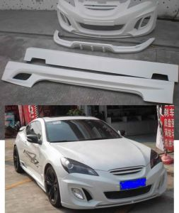 Fiberglass FRP Body Kits for Hyundai Genesis 2008+ (Korea) pictures & photos