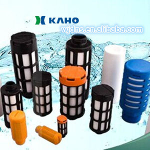 Polymer Plastic Muffler in Pneumatic Industry to Reduce Exhaust pictures & photos