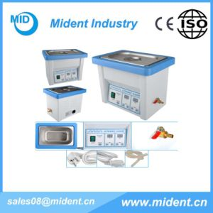 5L Capacity Power Automatically Cut off Dentist Ultrasonic Cleaner pictures & photos