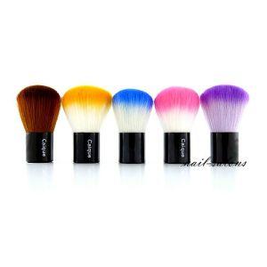 Makeup Brush Foundation Cleaner Nail Art for UV Gel Powder Dust Remover