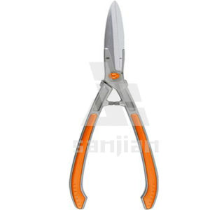 Professional Oval Tubular Aluminum Handle Hedge Shear, Large Branch Cutting Scissors pictures & photos