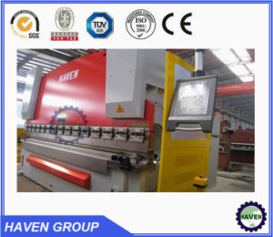 WC67Y Series Hydraulic Steel Plate Pressbrake Machine pictures & photos