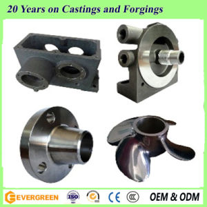 Steel Casting Part by Your Drawing pictures & photos