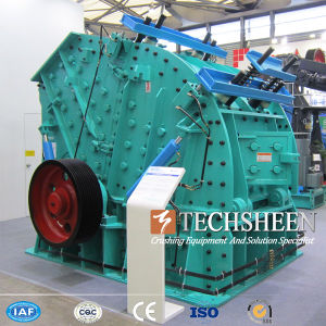 New Product Horizontal Double Motor Impact Crusher / Crushing Machine pictures & photos