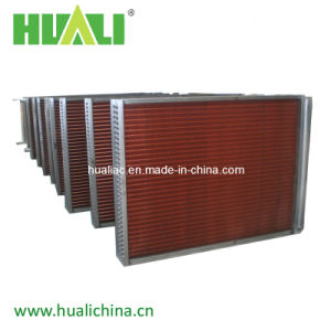 Copper Tube Aluminium Fin Heat Exchanger for Air Conditioning pictures & photos