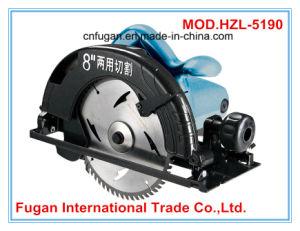 Power Tools Electric Circular Saw 1680W Wood Cutting Machine (HZL-5190)