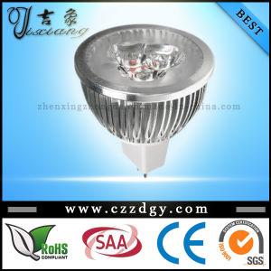 CE Certificate 3X3w 12V Cool White MR16 LED Spotlight