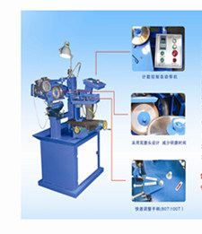 High Efficiency Saw Sharpener pictures & photos