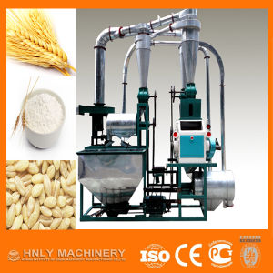 High Quality Steel Structure Wheat Flour Milling Machine pictures & photos