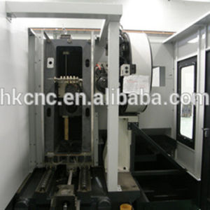 Servo Motor Horizontal Machining Center (H50/1) pictures & photos