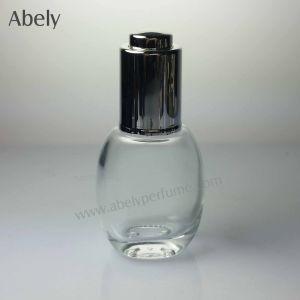 Bespoke Bottles 35ml Elegant Cute Portable Glass Oil Bottle pictures & photos