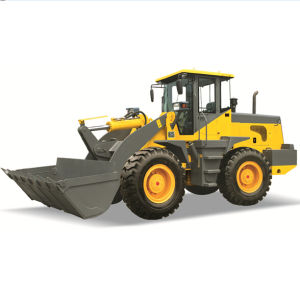 Cnhtc Front Wheel Loader with CE Certificate (HW918) pictures & photos