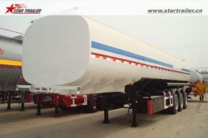 Large Capacity Fuel/Petrol/Diesel Tanker Truck Trailer pictures & photos