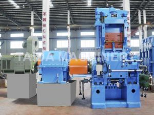 Rubber Compounding Dispersion Kneader Internal Banbury Mixer Mixing Processing Machine pictures & photos