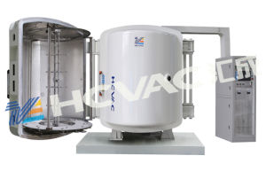 Acrylic Plastic Metallizing Vacuum Coating Machine, Vacuum Metallizing Plant pictures & photos