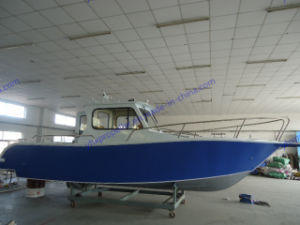 Aluminum Alloy 3.7-8.6 M Boat Ce Certificated in Big Sea pictures & photos