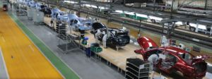 Completely Automatic Car Factory&Nbsp; Car Assembly Line Made by Jdsk pictures & photos