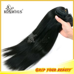 Grade Keratin Hair Indian Remy Human Hair Extension pictures & photos
