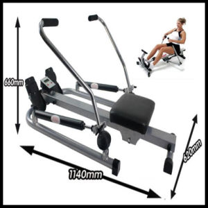 Fitness Sprint Outrigger Scull Rowing Machine (TR-X-010)