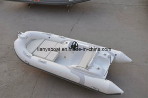 7 Persons Inflatable Boat Rib 430 and Water Sailing Yacht pictures & photos