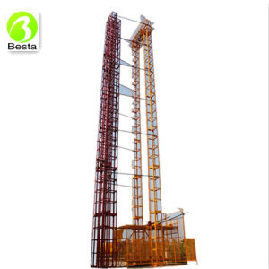 1000kg Single Cage Building Hoist pictures & photos