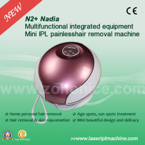 N2+ Person Use IPL Hair Removal Laser Machine pictures & photos