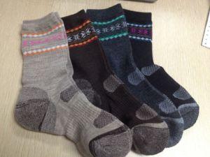 Women′s Merino Wool Socks Outdoor Socks pictures & photos