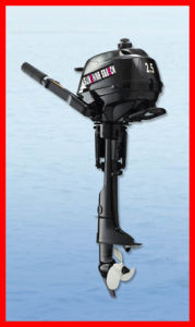 4 Stroke Outboard Motor for Marine & Powerful Outboard Engine (F2.5BMS) pictures & photos