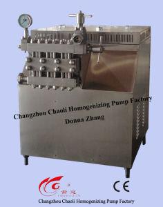 3000L Soybean Milk High Pressure Homogenizer (GJB3000-25) pictures & photos