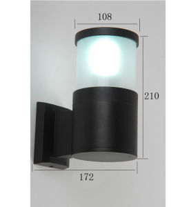 Modern Decor Waterproof Outdoor Wall Lantern (KA-G5102/1) pictures & photos