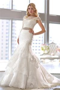 Hot Selling Elegant Wedding Dresses (HS071)