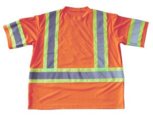 Hi Visibility Reflective T-Shirt (DFJ1010) pictures & photos