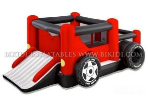 Inflatable Bouncer and Ball Pit, Inflatables for Boys (H1017) pictures & photos