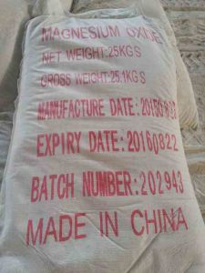 Agricultural with Magnesium Oxide 80% pictures & photos