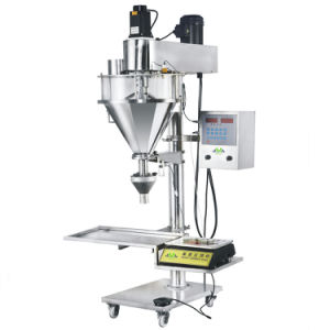 Screw Filling Machine for Flour and Baby Powder pictures & photos