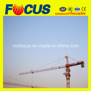 Heavy-Load Qtz63 Tower Crane Factory Price! ! ! pictures & photos